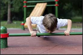12 bodyweight exercises your child can