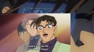 Detective Conan Episode 942- Boss revealing scene - YouTube