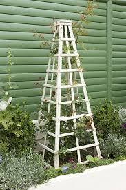 garden obelisk delivery by crocus