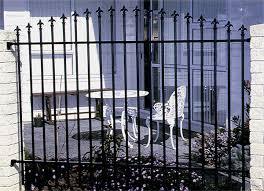 Aluminium Fencing And Gates