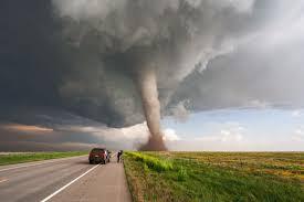 tornado storm rain disaster nature sky