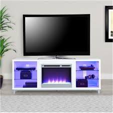 lumina fireplace tv stand for tvs up to