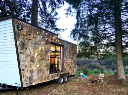 climbing the walls of this tiny home