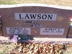 Harold Gene Lawson (1930-2007) - Find A Grave Memorial
