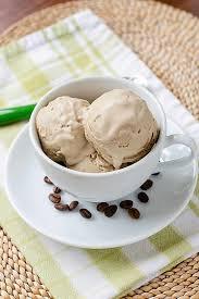 coffee ice cream paleo vegan dairy