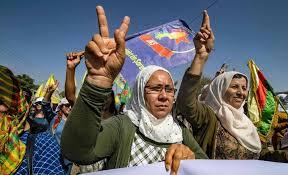 Kurdistán en EL PAÍS