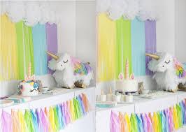 La Fiesta De Unicornios Unicorn Party Paspartu