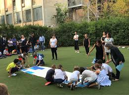 primo giorno di scuola primaria 2018 2019 gabbiano Jonathan Livingston -  Nuova Educazione - Nuova Educazione