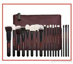 brand best quality brush with pu bag