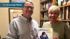 Southern Utah author, illustrator team up to publish children's Christmas  story in time for holidays – Cedar City News