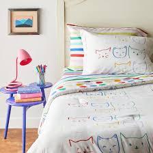 Cat N Dot Complete Bedding Set By Drew Barrymore Flower Kids Walmart Com Walmart Com