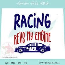 Racing Svg Racing Jimmie Johnson 48 Auto Racing Decal Etsy
