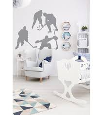 Hockey Wall Decals Wayfair