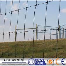 Certificated Cheap Galvanized Metal 8 Foot High Tensile Game Fence Buy Game Fence 8 Foot High Tensile Game Fence Metal Deer Fence Product On Alibaba Com
