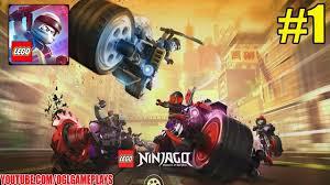LEGO NINJAGO Ride Ninja Android iOS Gameplay #1 - YouTube
