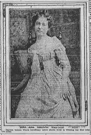 Ada Brown Talbot (1873-1956) - Find A Grave Memorial