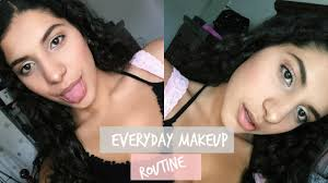 my everyday summer makeup routine 2016