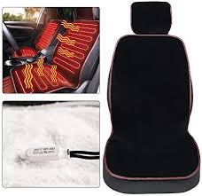 fancyu 12v heated car seat cushion