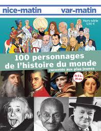 les 100 personnages de l histoire du monde