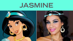 makeup tutorial princess jasmine