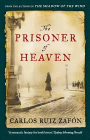Text Publishing — The Prisoner of Heaven, book by Carlos Ruiz Zafon