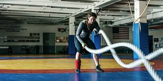 Wrestler Adeline Gray Is Ready To Make Olympic History | SELF