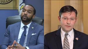 Rep. Mike Johnson claims suit will be filed over Shreveport ...