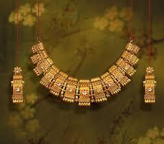tanishq utsava gold necklace 1