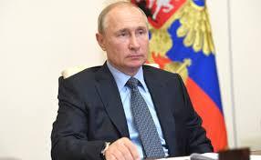 Празднует 68-й день рождения президент Владимир Путин 7 октября 2020