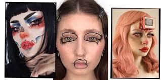 makeup artists halloween fans