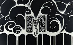 خلفيات لحرف M صور حرف M رائعة رهيبه