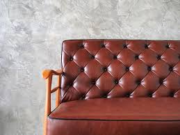 remove stain on leather sofa easily