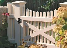 Wood Fence Gate Latch