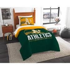 piece multicolored twin comforter set