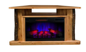 hickory corner electric fireplace and
