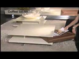 ct 130 contemporary coffee table