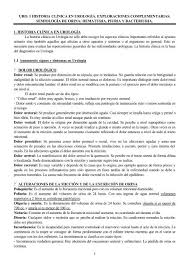 uro 1 historia clínica en urología