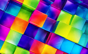 bright colorful abstract wallpaper hd