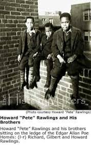 "Howard ""Pete"" Rawlings's Biography"