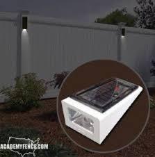 20 Trendy Garden Ideas Fence Solar Lights Garden Solar Wall Lights Diy Garden Fence Backyard Fences