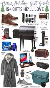men s holiday gift guide 15 gifts he