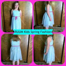 reviewsruum kids spring fashion