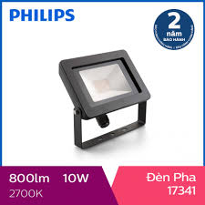 Đèn pha Philips LED My Garden 17341 10W 2700K - Ánh sáng vàng giá ...