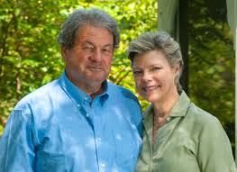 Steve & Cokie Roberts — Voices from Journalism, Media & The 4th Estate | by  The Not Old Better Show, Paul Vogelzang | Medium