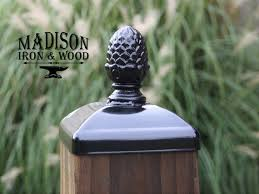 Post Cap For 6x6 Wood Fence Or Gate Fence Post Decorative Etsy