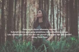 saat rindu harus ditahan ada quotes ini sebagai penenang