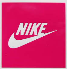 Nike Square Sticker Sticker Blimp Decals