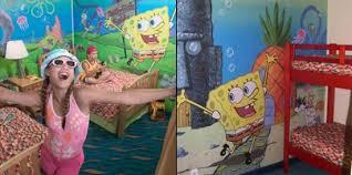 Spongebob Squarepants Kids Room Design Architecture And Interior Design Trends