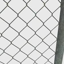 Low Poly Fence 3d Model 5 Unknown Obj Fbx 3ds Max Free3d