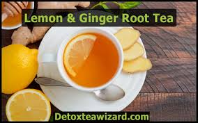 liver detox tea recipes homemade with